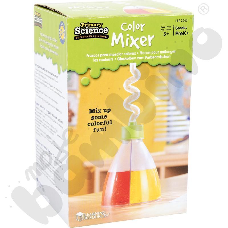 Mikser kolorów - butelka