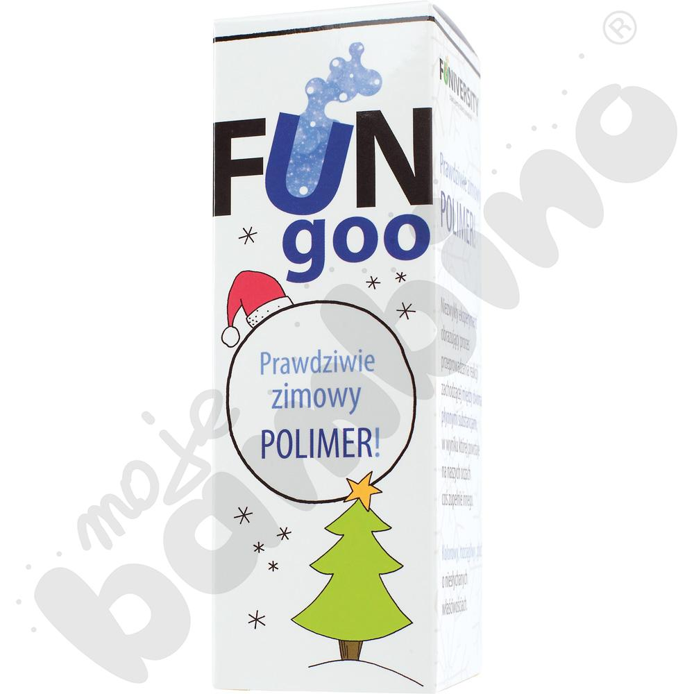 Fun goo - prawdziwie zimowy polimer?