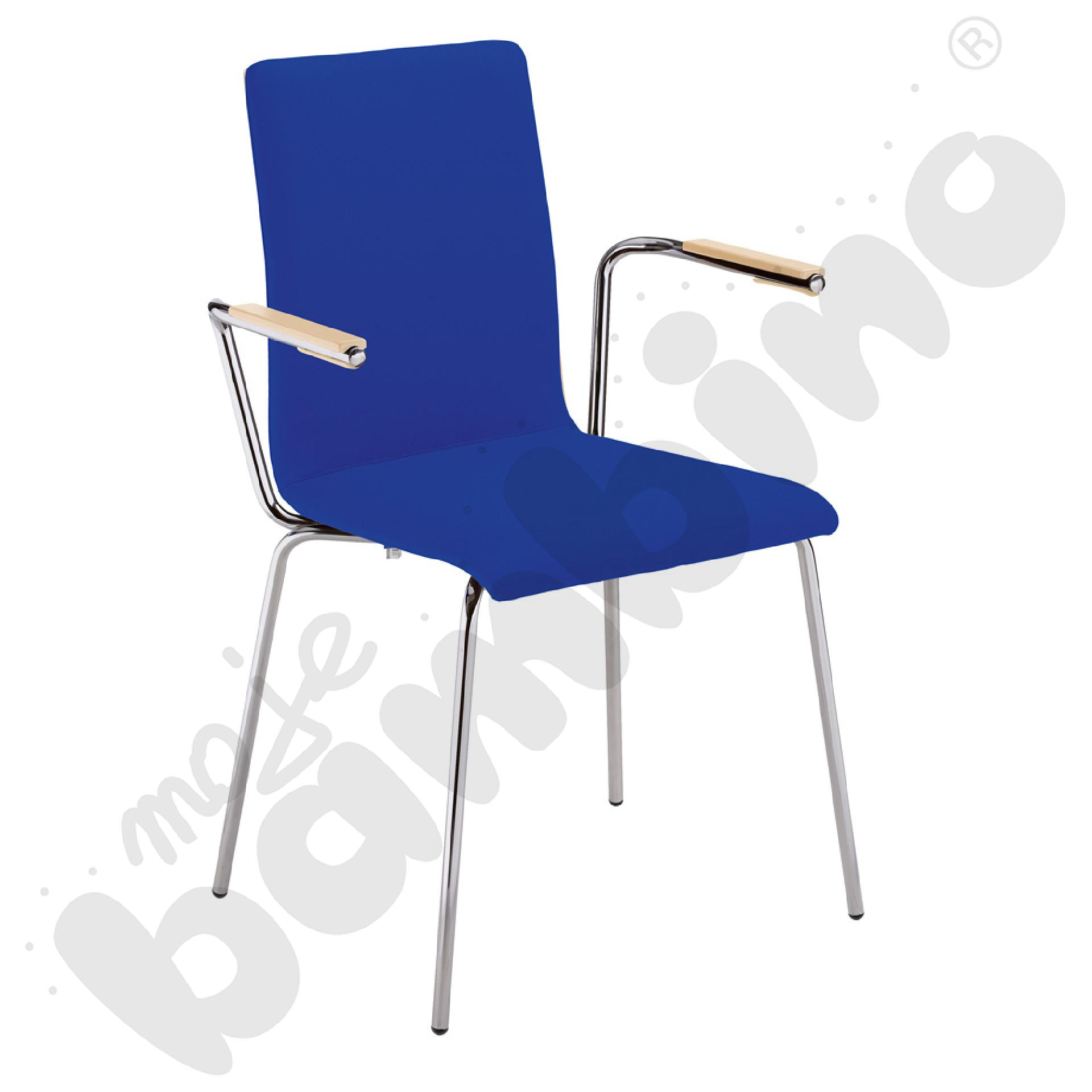 Krzesło Cafe VII arm plus...