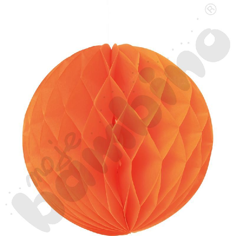 Bombka - pomarańczowa
