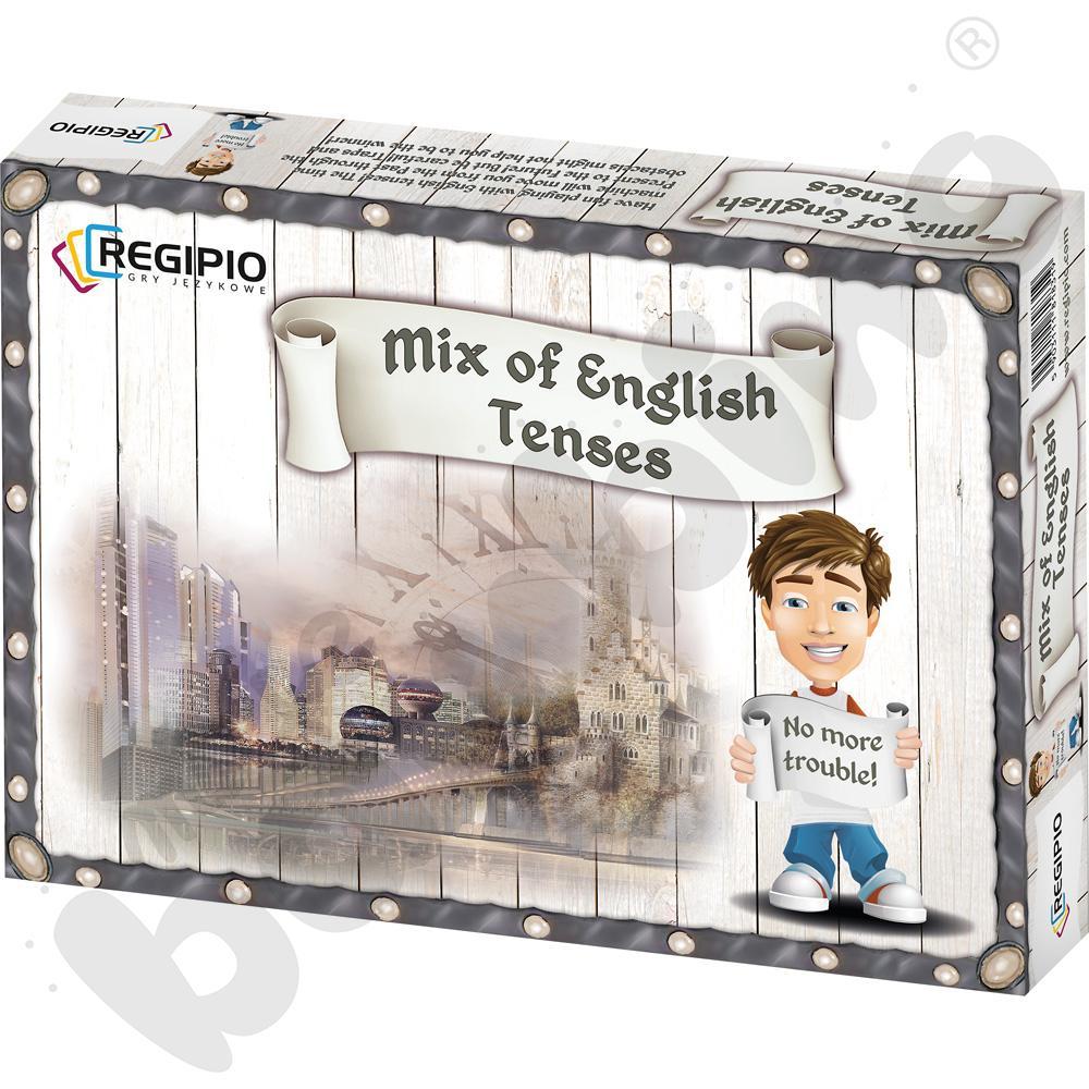 Mix of English Tenses