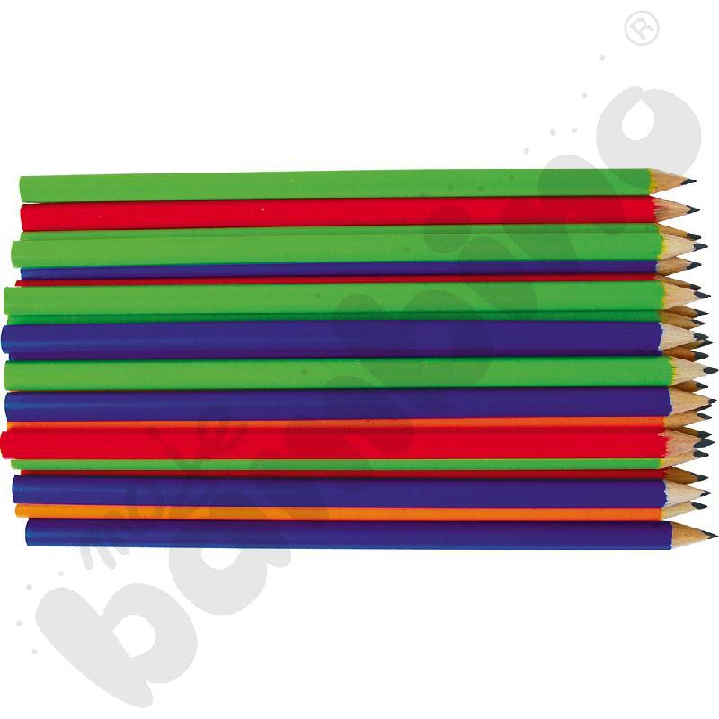 Ołówki trójkątne