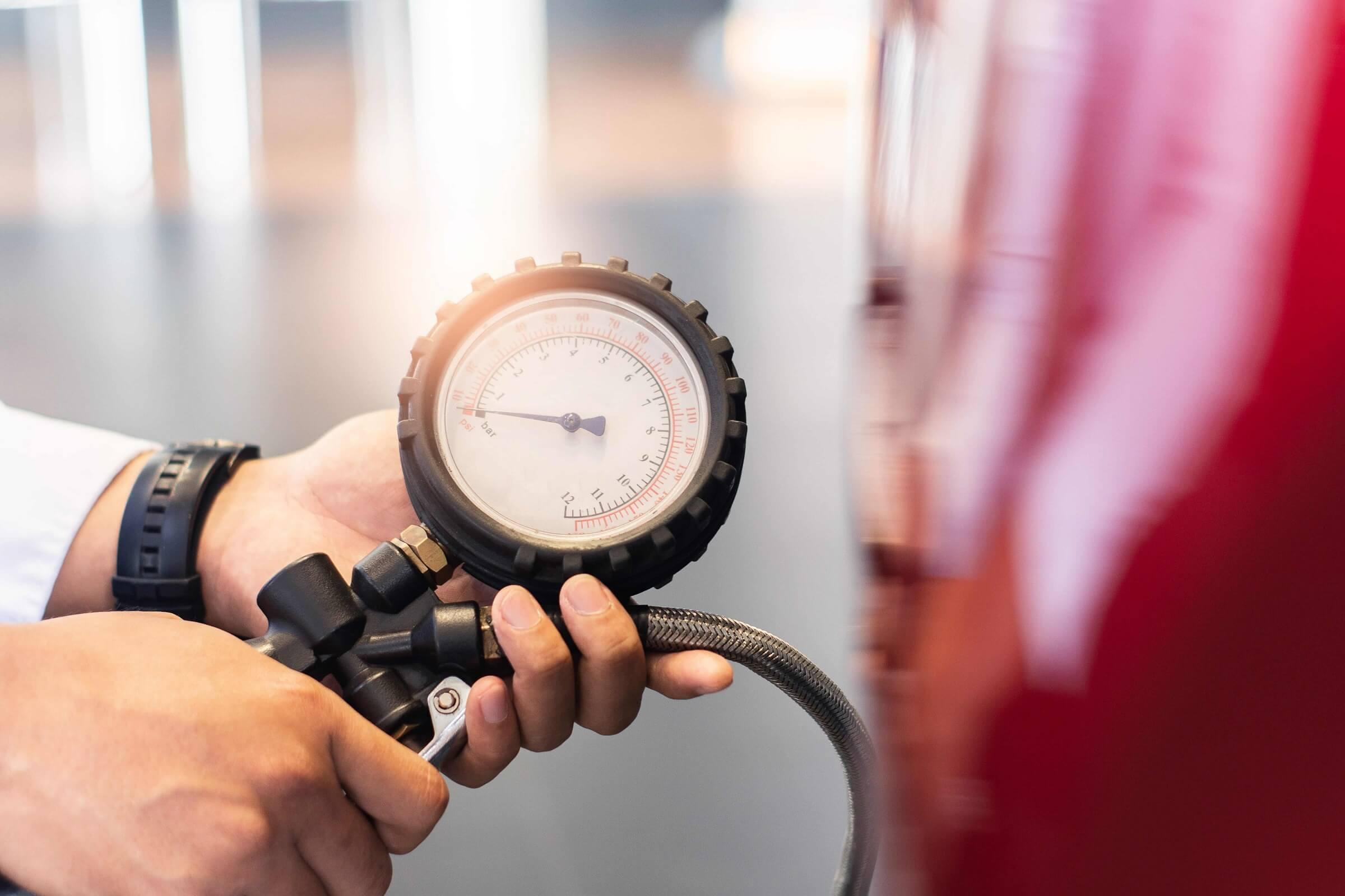 Jakie powinno być ciśnienie w oponach?