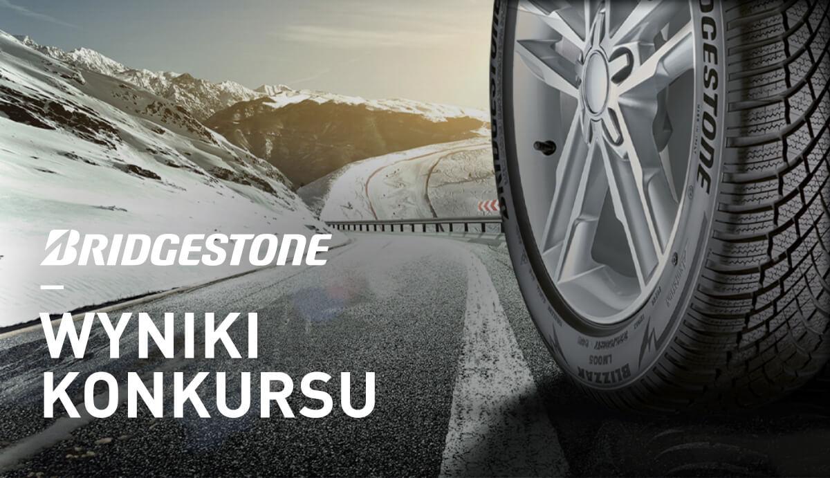 Wyniki konkursu Bridgestone