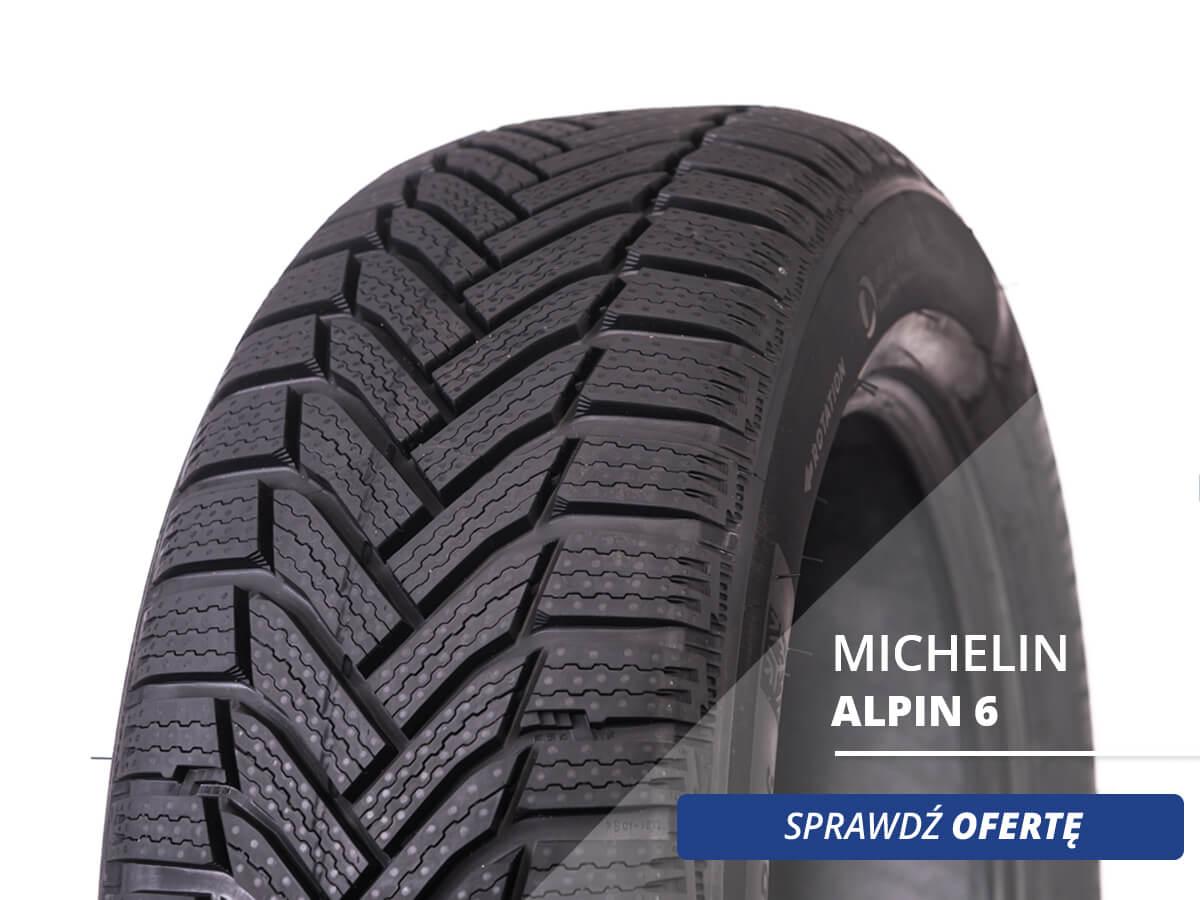 Michelin Alpin 6