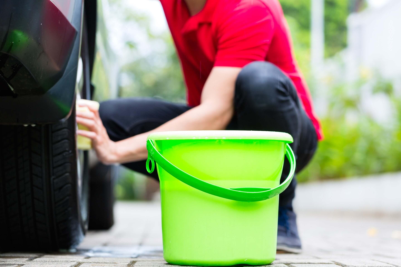 Czym umyć felgi? - domowe sposoby