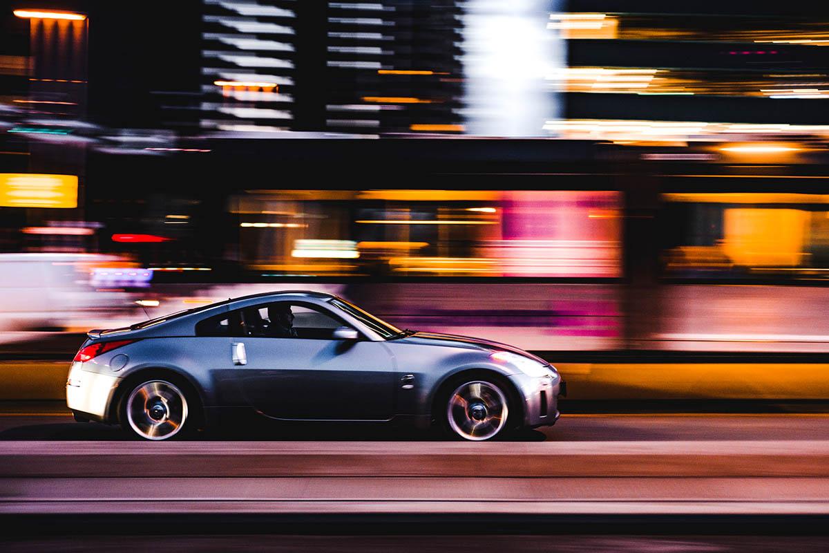 Prędkość samochodu