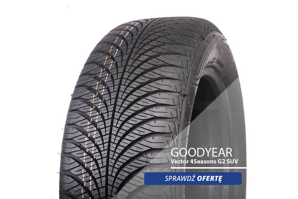 Goodyear Vector 4Seasons G2 SUV