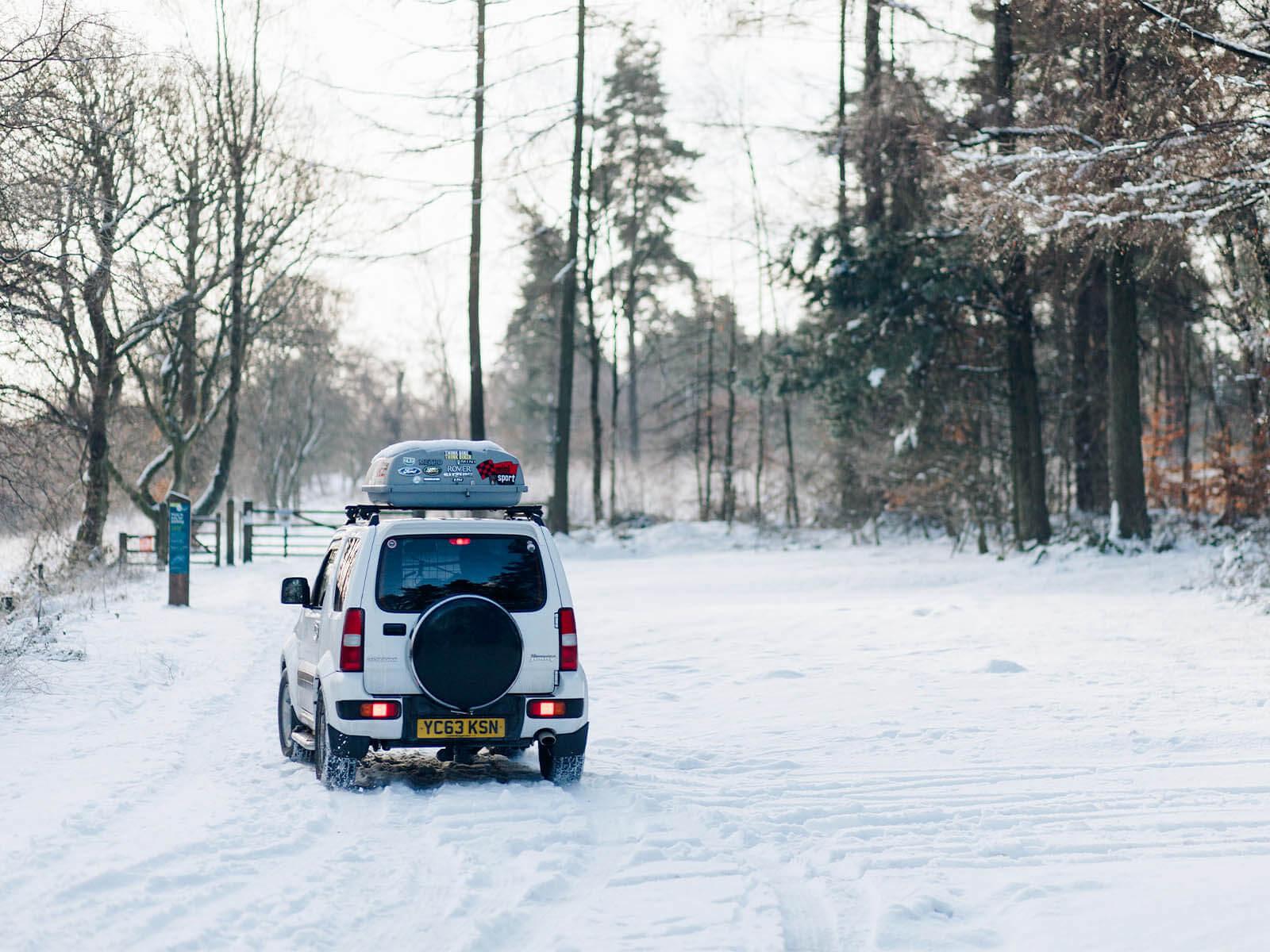 Opony zimowe - jakie wybrać?