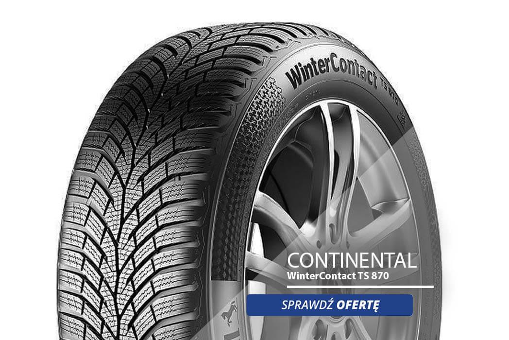 Continental WinterContact TS 870