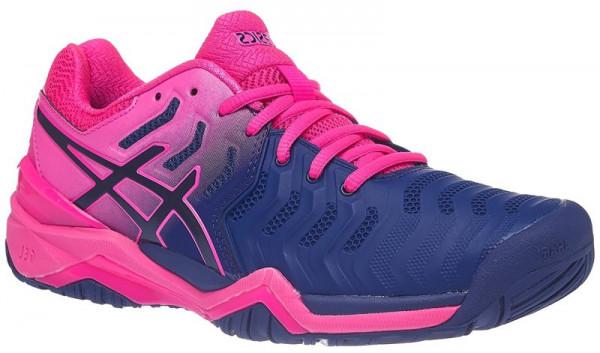 Damskie buty tenisowe Asics Gel Resolution 7 blue print